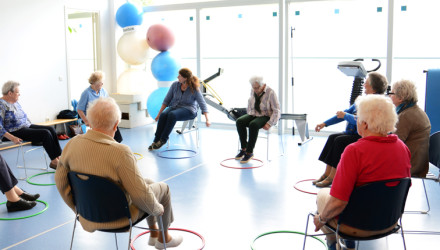 Groeps fysiotherapie